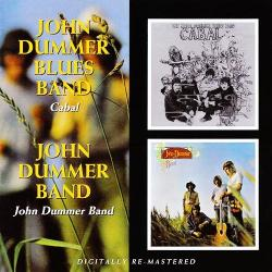 John Dummer Blues Band - Cabal / John Dummer Band (2CD)