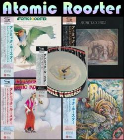 Atomic Rooster - 5 Albums Collection 1970-1973