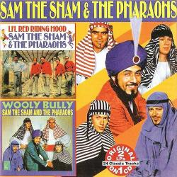 Sam The Sham The Pharaohs - Li'l Red Riding Hood/Wooly Bully