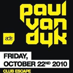 Paul van Dyk - 10 Years Of Vandit Records Live At Escape, Amsterdam