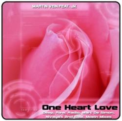 Martin Vein feat. Jk - One Heart Love