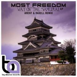 Most Freedom - Way Of The Samurai EP