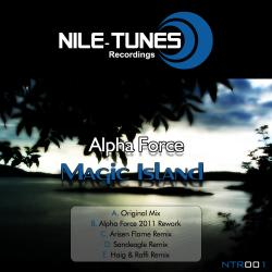 Alpha Force - Magic Island