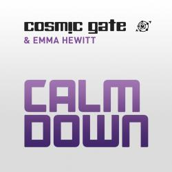 Cosmic Gate & Emma Hewitt - Calm Down