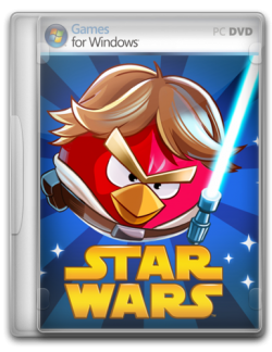 Angry Birds Star Wars 1-2