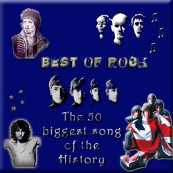 BEST OF ROCK the 50 biggest songs of HISTORY (2006)