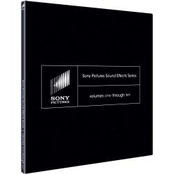 SONY Complete Sound Effects Library Vol.3