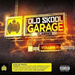 VA - Ministry Of Sound - Back To The Old Skool Garage Classics Vol. 2