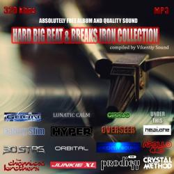 VA - Hard Big Beat Breaks Iron Collection from Vikentiy Sound