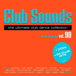 VA - Club Sounds: The Ultimate Club Dance Collection Vol. 90