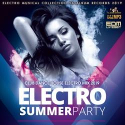 VA - Original House Mix: Electro Summer Party