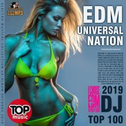 VA - EDM Universal Nation