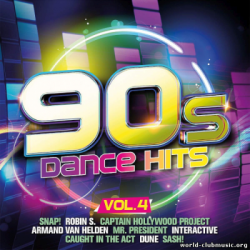 VA - 90s Dance Hits Vol.4