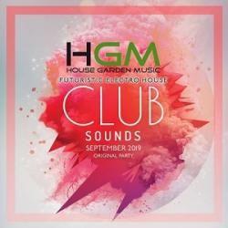 VA - Club Sounds: Futuristic Electro House