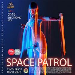 VA - Space Patrol: Synth Electronic Compilation