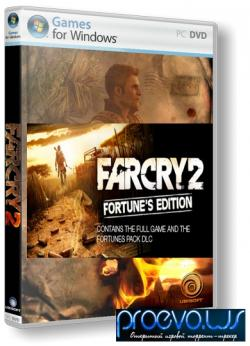 FarCry 2 The Fortune's Pack