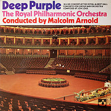 Deep Purple; The Royal Philharmonic Orchestra