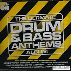 VA - The Ultimate Drum Bass Anthems Album (3CD)