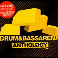 VA - Ministry of Sound: Drum Bass Arena: Anthology