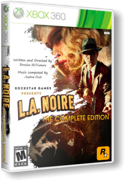 [Xbox 360] L.A. Noire : The Complete Edition