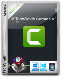 TechSmith Camtasia Studio 9.0.1 Build 1422 RePack