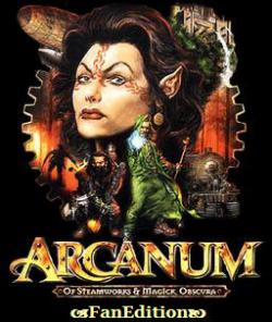 Arcanum: Of Steamworks & Magick Obscura (v.1.0.7.4. Fan Edition) [HD]