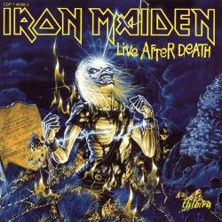 Iron Maiden - Live After Death (2CD, Remastered EMI Records Ltd., 1998)