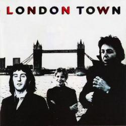Wings - London Town (1987 remastered)