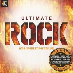 VA - Ultimate Rock 4CDS Of Great Rock Music