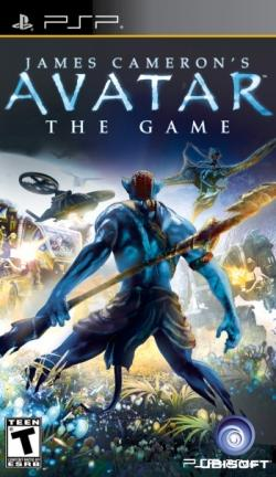 [PSP] James Cameron Avatar The Game