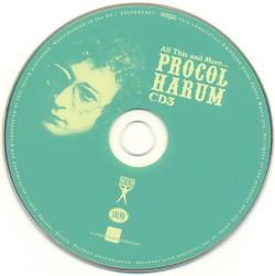 Procol Harum - All This And More (3CD + DVD Box Set)