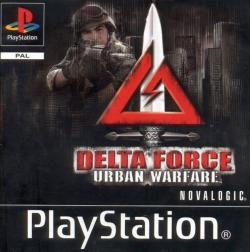 [PSone] Delta Force Urban Warfare