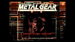 [PSP-PSX] Metal Gear Solid [RUS] [Релиз от rs-console]
