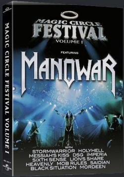 Manowar - Magic Circle Festival Volume 1