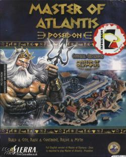 Zeus: Master of Olympus + Zeus: Poseidon Expansion / Зевс + Посейдон (2001)