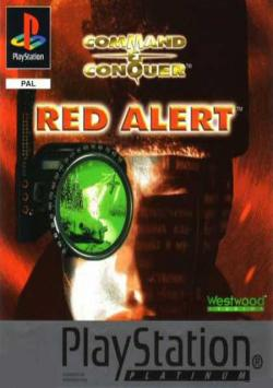 [PSone] Command Conquer - Red Alert