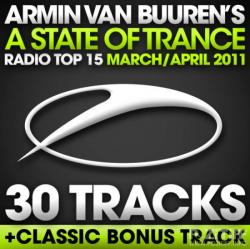 Armin Van Buuren - A State of Trance Radio Top 15 April-June 2010