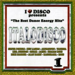 VA - I Love Italodisco Nrg - The Best Dance Energy Hits Vol. 1 & 2