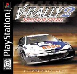 [PSX-PSP] Need for Speed: V-Rally 2 [ENG]