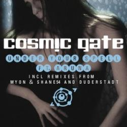 Cosmic Gate feat Aruna - Under Your Spell