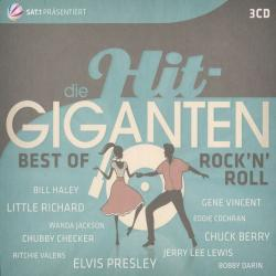 VA - Die Hit Giganten: Best of Rock'n'roll (3CD)