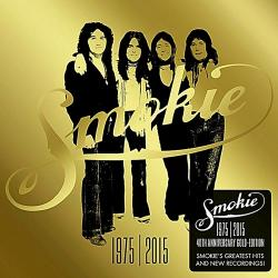 Smokie - Gold 1975-2015 (40th Anniversary Edition Deluxe Edition, 2 CD)