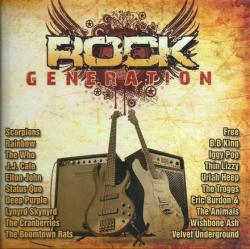 VA-Rock Generation Box 4 CD