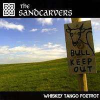 The Sandcarvers - Whiskey Tango Foxtrot