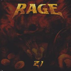 Rage - 21 (Limited Edition 2CD)