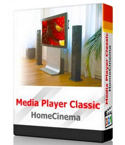 Media Player Classic Home Cinema 1.6.5.6366 Stable + Portable 32/64-bit