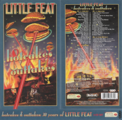 Little Feat - Hotcakes Outtakes: 30 Years Of Little Feat (4CD Box Set)