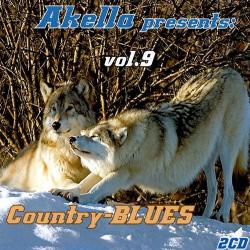 VA - Akella Presents: Black Pure Blues Vol 9 (2CD)