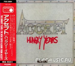 Accept - Hungry Years (Japan 1st Press)