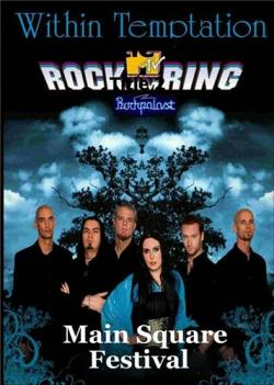 Within Temptation - Rock Am Ring 2005/Main Square 2012